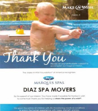 Diaz Spa Movers San Diego